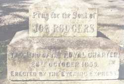 Pray for the Soul of Joe Rodgers